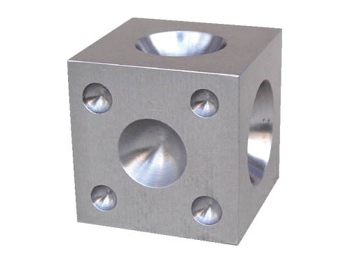 dooming block steel