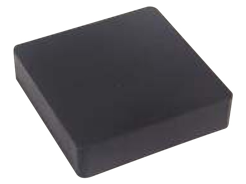 "Rubber Block 4"" x 4"" Pro Quality"